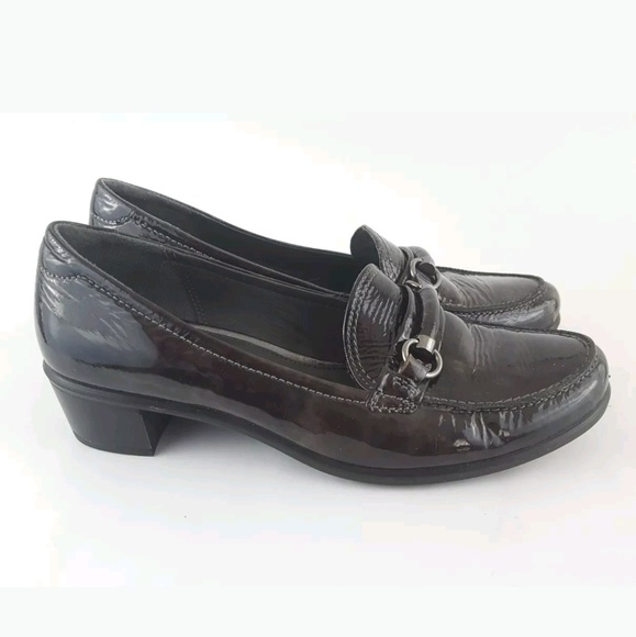 Ecco Shoes | Loafers Patent Leather